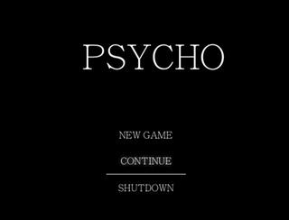 PSYCHO(サイコ)