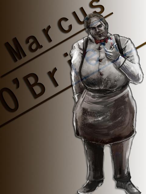 マーカス=オブライエン Marcus OBrien