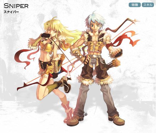 Ragnarok Online (serv privado: xatiyaro/Con links) Ragnarok-job-sniper